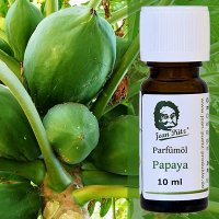 Papaya Parfümöl 10 ml