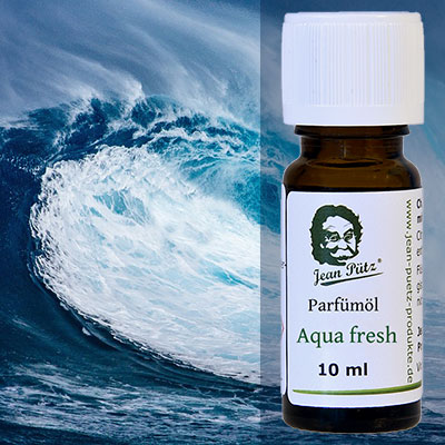 Aqua fresh 10 ml, Parfümöl