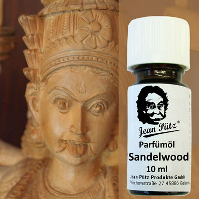 Sandalwood 10 ml Parfümöl