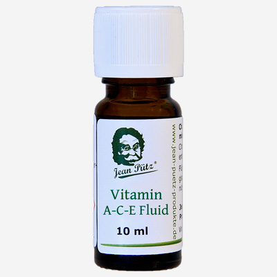 Vitamin A-C-E Fluid 10 ml, Vitamine in liposomaler Lösung