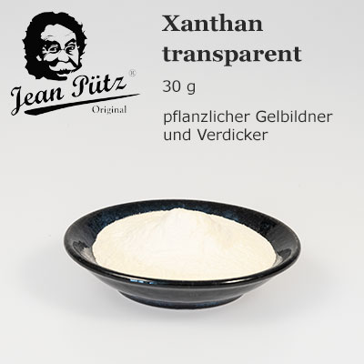 Xanthan transparent 30 g