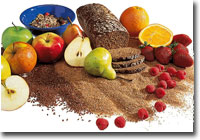 Kohlenhydrate, Ballaststoffe