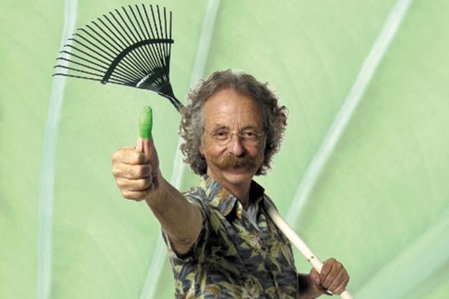 Jean Pütz mit dem grünen Daumen