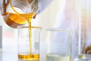 Das richtigen Pflanzenöle sind für die Kosmetik Herstellung wichtig.
