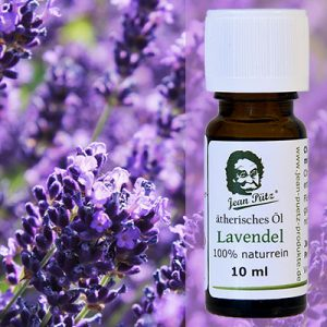 Mit Lavendelöl gegen den Winterblues