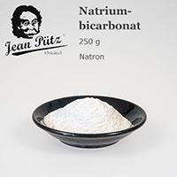 Natriumbicarbonat, Natron