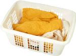 unangenehm riechende Wäsche