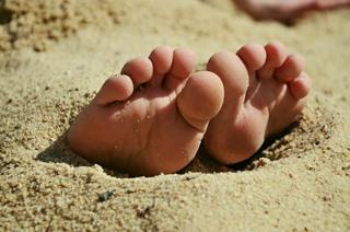Fußgerüche, Füße