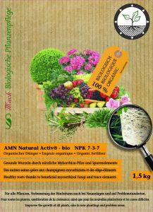 Organischer Dünger: AMN® Natural-Bio