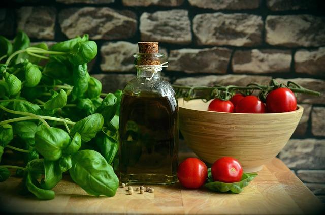 Gesundes Essen, Olivenöl