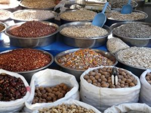 Nüsse und Samen als Snack, Wellness Food