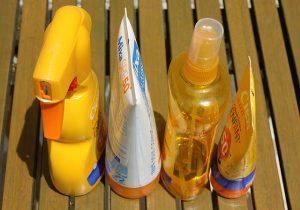 Sonnenschutzmittel, Sonnencreme