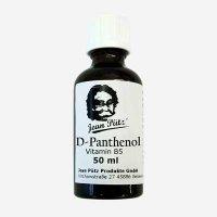 d-Panthenol, Kosmetik selbermachen