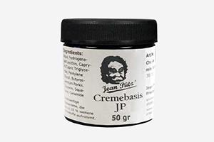 Basiscreme für die Herstellung einer individuellen Creme