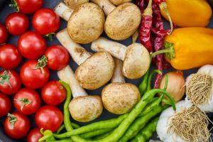 Gemüse, Ballaststoffe