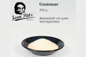 Gummar, präbiotischer Ballaststoff