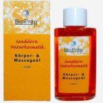 Sandorn Massageöl