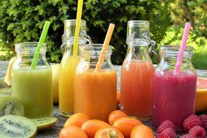 Smoothies, Fruchtzucker