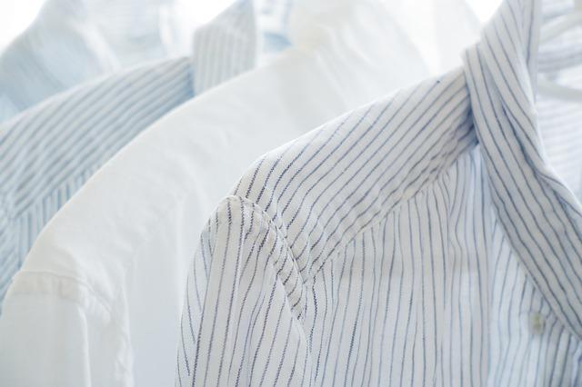 weiße Hemden, Waschen mit dem Hobbythek Waschmittel-Baukasten