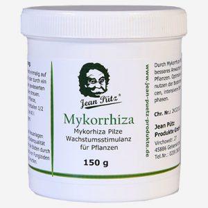 Mykorrhiza für das Pflanzen im Herbst
