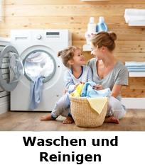 Waschen und Reinigen