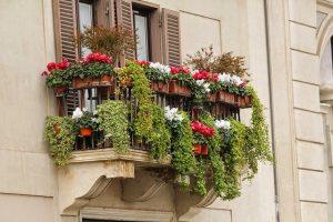 Balkonien, statt Urlaub?