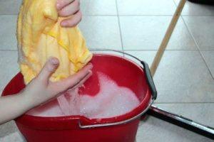 Reinigung mit EM = Effektiven Mikroorganismen